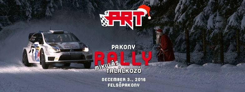 Amatőr rally találkozó – 2016. december 3.