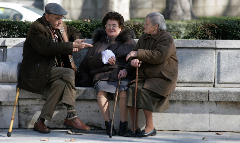 Létbiztonságot garantálni a nyugdíjasok részére