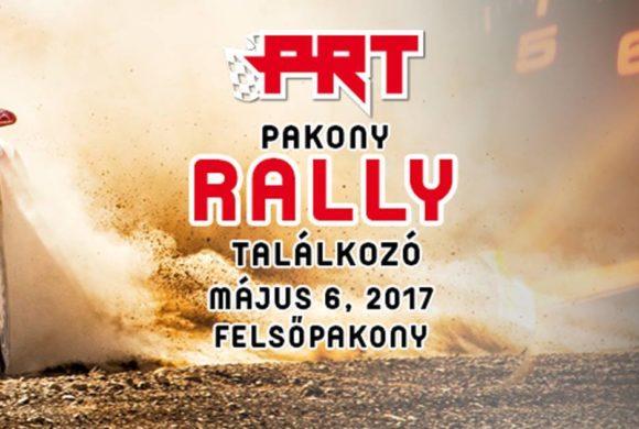Amatőr rally találkozó – 2017.május 6.