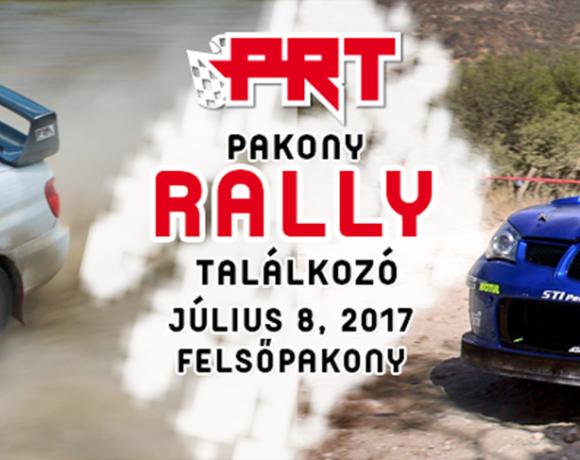Amatőr rally találkozó – 2017. július 8.