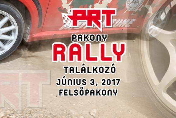 Amatőr rally találkozó – 2017. június 3.